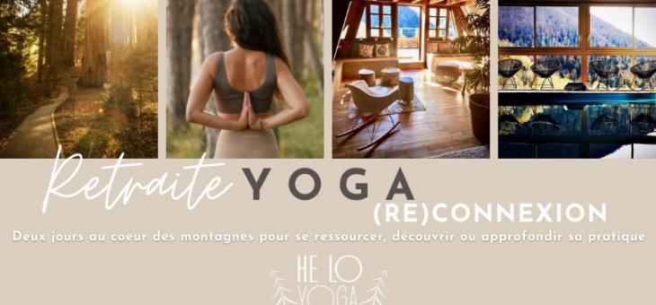 Retraite Yoga (Re)connexion dans les Pyrénées du 23 au 25 juillet 2021